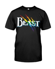 Beast  Classic T-Shirt front