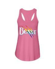 Beast  Ladies Flowy Tank thumbnail