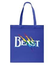 Beast  Tote Bag thumbnail
