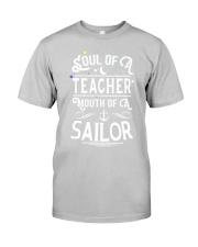 Soul of a teacher Classic T-Shirt thumbnail