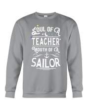 Soul of a teacher Crewneck Sweatshirt thumbnail