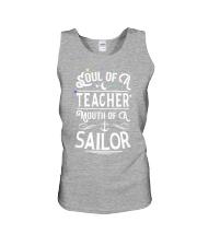 Soul of a teacher Unisex Tank thumbnail