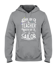 Soul of a teacher Hooded Sweatshirt thumbnail