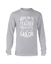 Soul of a teacher Long Sleeve Tee thumbnail