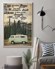 Camping Laugh Love Live 16x24 Poster lifestyle-poster-1