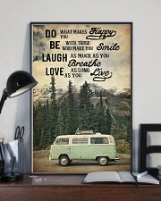 Camping Laugh Love Live 16x24 Poster lifestyle-poster-2