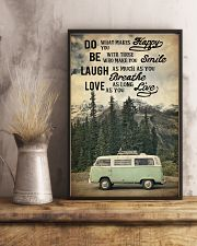 Camping Laugh Love Live 16x24 Poster lifestyle-poster-3