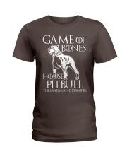 House Pitbull Ladies T-Shirt thumbnail