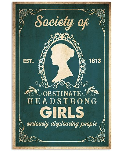 Book Obstinate Headstrong Girls