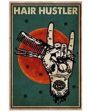 Hairdresser Hair Hustler 16x24 Poster front
