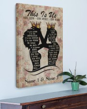 This is us 20x30 Gallery Wrapped Canvas Prints aos-canvas-pgw-20x30-lifestyle-front-01
