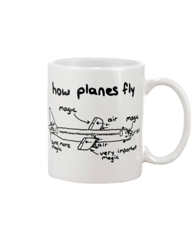 Pilot How Planes Fly