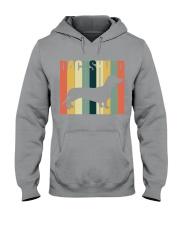 Dachshund Hooded Sweatshirt thumbnail