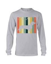 Dachshund Long Sleeve Tee tile
