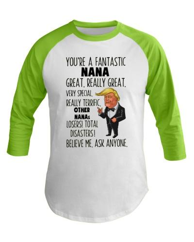 Family Nana 2 You're A Fantastic