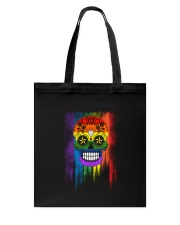 LGBT Day of the Dead Tote Bag thumbnail