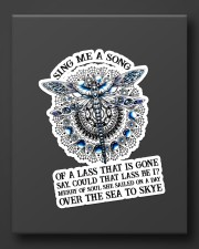 Book Sing Me A Song Sticker - Single (Vertical) aos-sticker-single-vertical-lifestyle-front-08