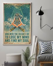 Scuba Find My Soul 16x24 Poster lifestyle-poster-1