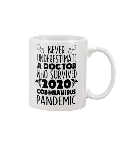 Doctor Survived 2020 Coronavirus Pandemic