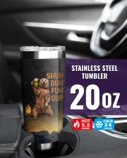 Shuh Duh Fuh Cup 20oz Tumbler aos-20oz-tumbler-lifestyle-front-39