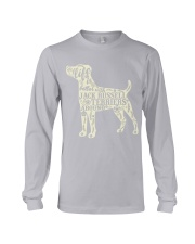 Life is better with jack russell terriers around Long Sleeve Tee thumbnail