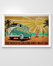 Ocean The Beach Is Calling 36x24 Poster poster-landscape-36x24-lifestyle-02