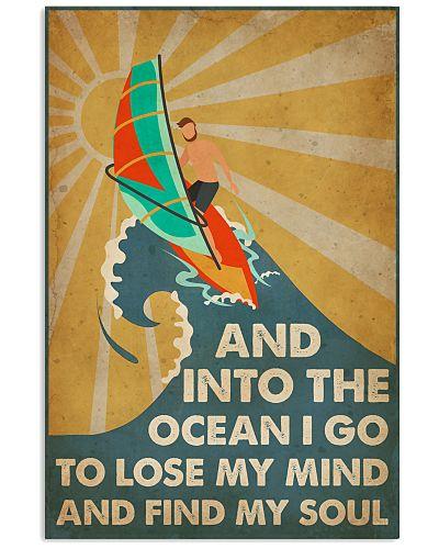 Windsurfing Find My Soul