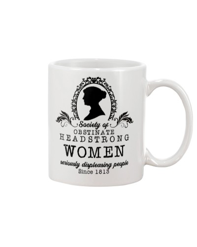 Book Society Of Obsitinate Headstrong Women