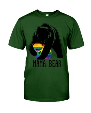 LGBT Mama Bear - Hoodie And T-shirt Classic T-Shirt tile