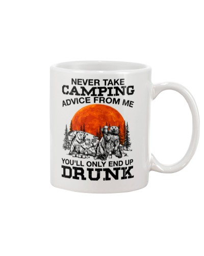 Never Take Camping Advide From Me