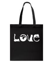 Cat Love Tote Bag thumbnail