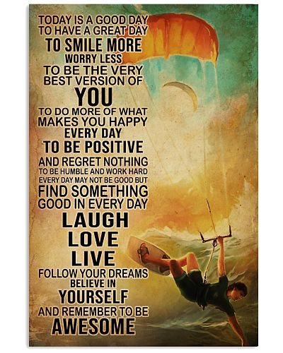 Kitesurfing Laugh Love Live