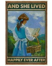 Book Happily Ever After 16x24 Poster front