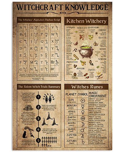 Witchcraft Knowledge