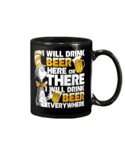 I will drink beer Mug thumbnail