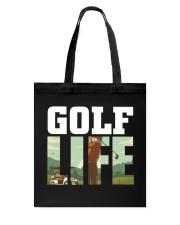 Golf life Tote Bag thumbnail