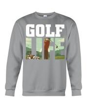Golf life Crewneck Sweatshirt thumbnail