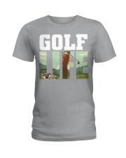 Golf life Ladies T-Shirt thumbnail