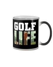 Golf life Color Changing Mug thumbnail