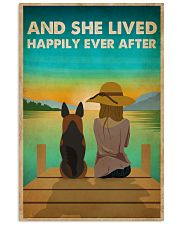 Dog K9 Happily Ever After 16x24 Poster front