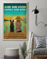 Dog K9 Happily Ever After 16x24 Poster lifestyle-poster-1