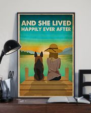 Dog K9 Happily Ever After 16x24 Poster lifestyle-poster-2