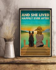 Dog K9 Happily Ever After 16x24 Poster lifestyle-poster-3