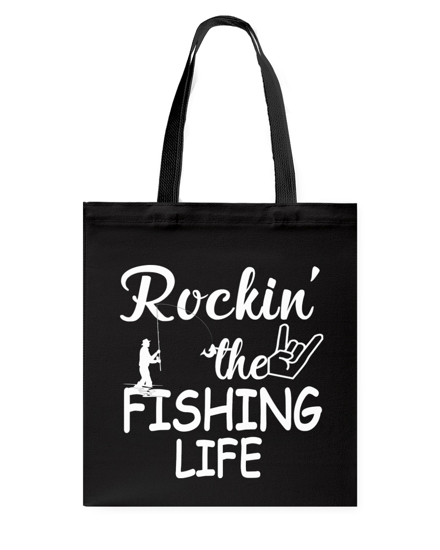 fishing life Tote Bag