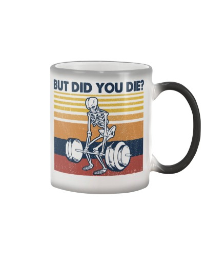 Fitness But Did You Die