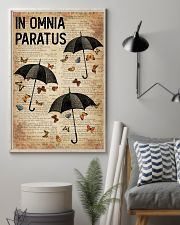 In Omnia Paratus 16x24 Poster lifestyle-poster-1