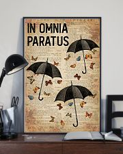 In Omnia Paratus 16x24 Poster lifestyle-poster-2
