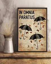 In Omnia Paratus 16x24 Poster lifestyle-poster-3