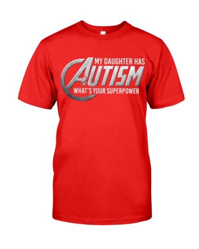 Autism Daughter