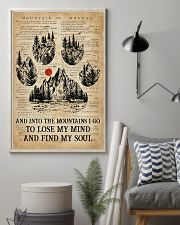 Dog Find My Soul 16x24 Poster lifestyle-poster-1